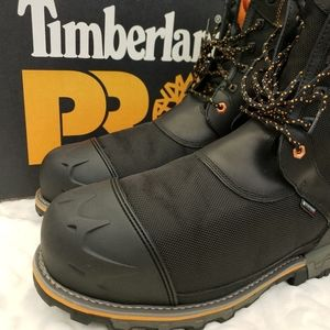 """Other - Timberland Boondock Met Guard 8"""" Boots"""